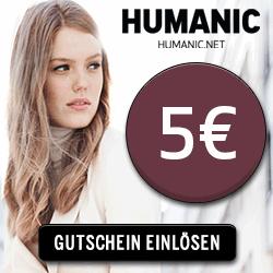 5€ Humanic Gutschein