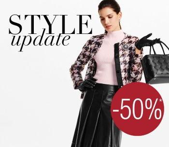 50% Rabatt auf Style Update von Madeleine