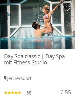 Day Spa Classic mit Fitness-Studio 55e