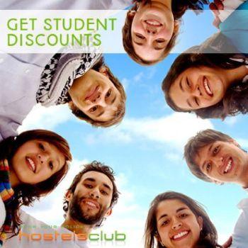Hostelsclub: Get Student Discounts