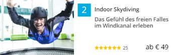 Indor Skydiving bei