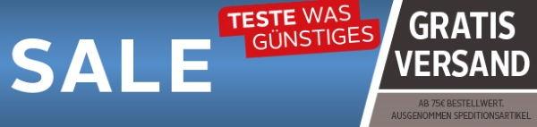SALE: Teste was Günstiges + Gratis Versand von OTTO
