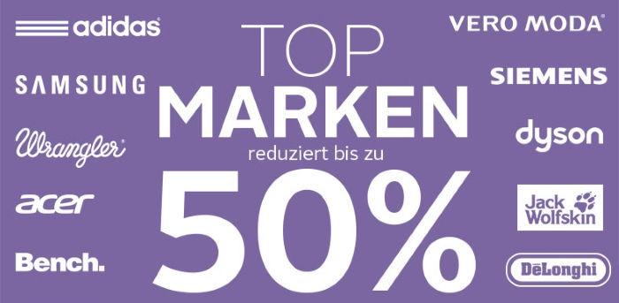 TOP MARKEN reduziert bis zu 50% bei OTTO