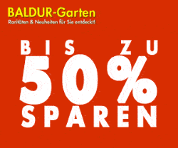 Baldur Garten Bis zu 50% sparen