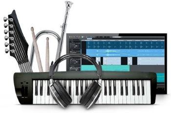 Samplitude Music Studio bei Magix
