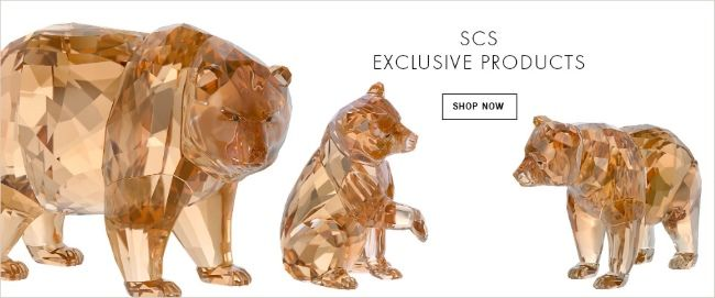 Swarovski SCS Exclusive Products