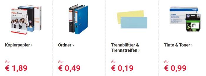 Angebote unter 1€ bei Viking