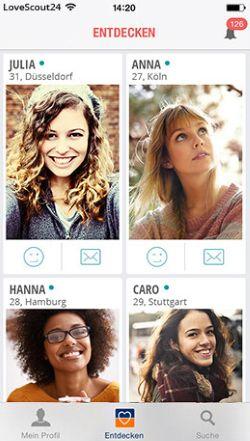 LoveScout24 App