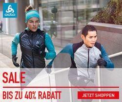 Odlo Running - Sale: Bis zu 40% Rabatt