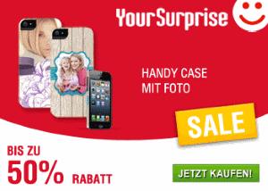 YourSurprise: Bis zu 50% Rabatt