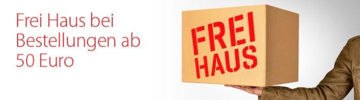 Disterlec liefert frei Haus bei Bestellungen ab 50€