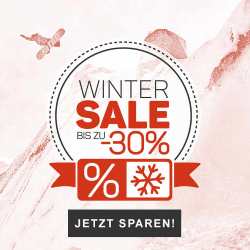 Blue Tomato Winter Sale bis zu 30%