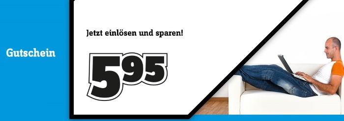 5.95€ Gutschein von Conrad - Jetzt einlösen und sparen!