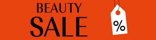 Beauty Sale bei Douglas