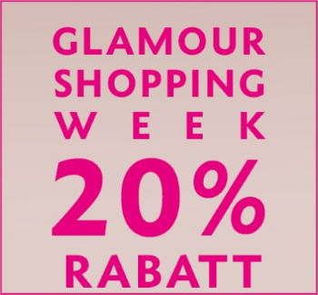 STREET ONE: Glamour Shopping Week 20% Rabatt