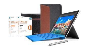 Surface Pro 4 Paket von Microsoft