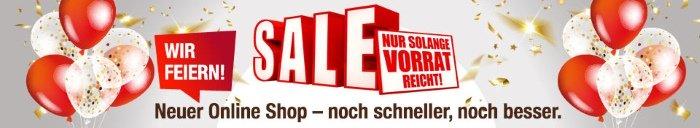 QUELLE Sale - Nur solange Vorrat reicht!