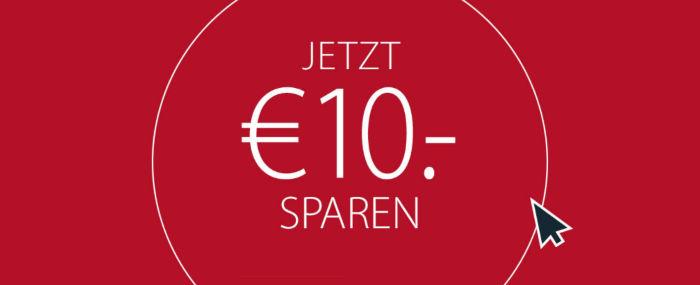 K&O - Jetzt 10€ sparen!