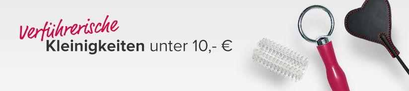 ORION: Verführerische Kleinigkeiten unter 10€