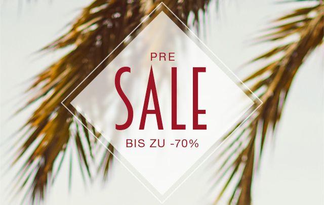 OUTLETCITY PRE-SALE: Bis zu 70% Rabatt
