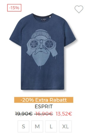 20% Extra-Rabatt bei ABOUT YOU