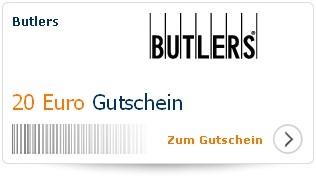 Gutscheincode Butlers