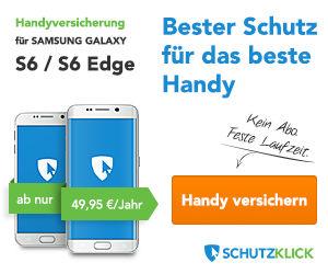 Bester Schutz für das beste Handy - Schutzklick