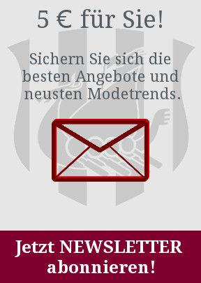 5€ für Sie! Jetzt Jan Vanderstorm Newsletter abonnieren!