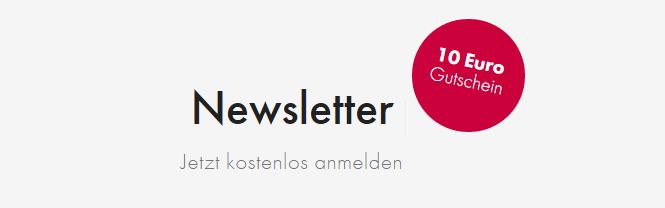 10€ Gutschein von Falke bei Newsletter-Anmeldung