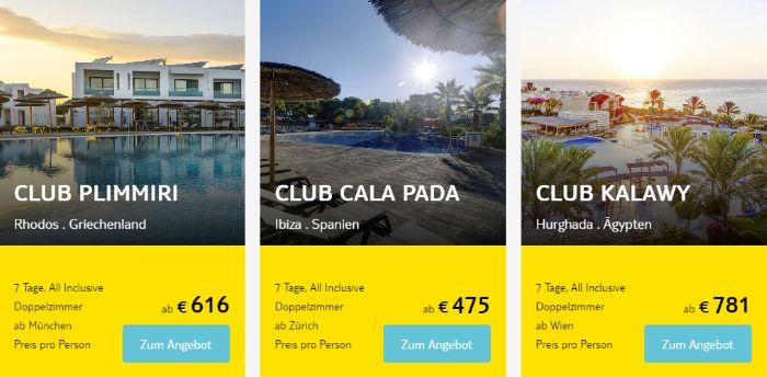 Ibiza ab 475€ bei Travador