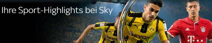 Ihre Sport-Highlights bei Sky