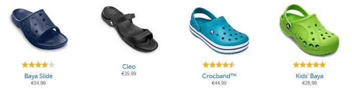 Crocs schon ab 24.99€
