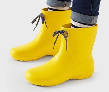 Crocs Regenstiefel