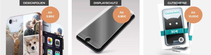 Designfolien von DeinDesign ab 5.95€