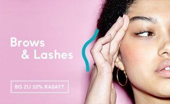 Treatwell: Borws & Lashes - Bis zu 50% Rabatt