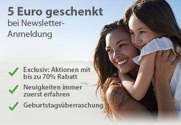 5€ geschenkt von NKD bei Newsletteranmeldung