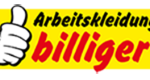 Arbeitskleidung billiger Logo