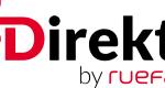 Direkt by ruefa Logo