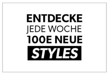 Entdecke jede Woche neue Styles beo NEW LOOK!