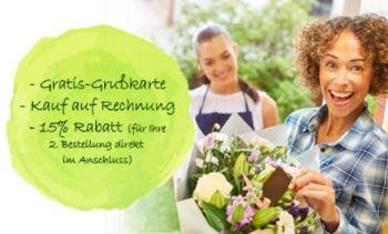 FloraPrima: Blumensträuße ab 19.99€