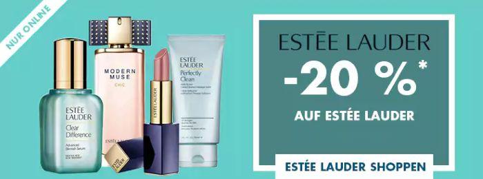 Marionnaud: Estee Lauder 20% Rabatt