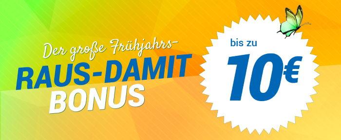momox.at - 10€ Raus-Damit Bonus!