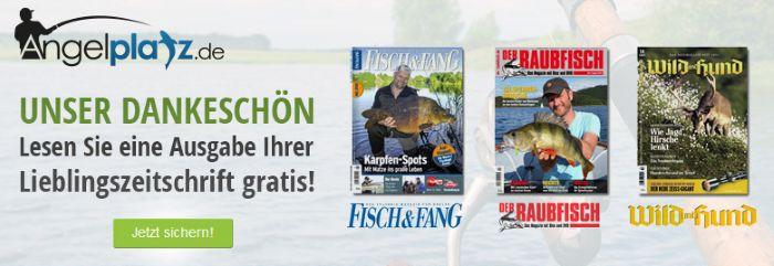 Unser Dankeschön - Lesen Sie eine Ausgabe Ihrer Lieblingszeitschrift gratis - AngelPlatz.de