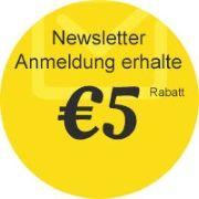 VidaXL.at 5€ Rabatt für Newsletteranmeldung