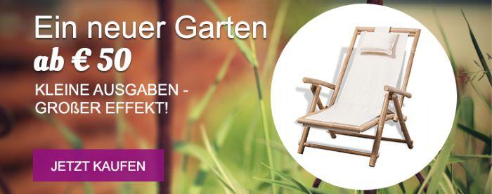 VidaXL.at Ein neuer Garten ab 50€