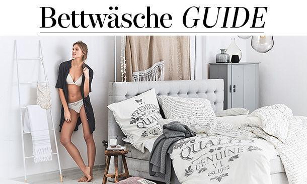 Impressionen Bettwäsche Guide