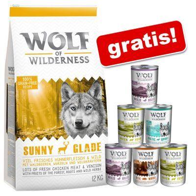 Zooplus Aktion: Wolf of Wilderness GRATIS