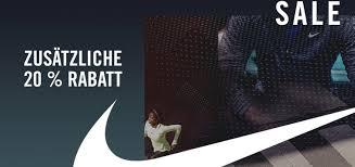 Nike Rabattaktion
